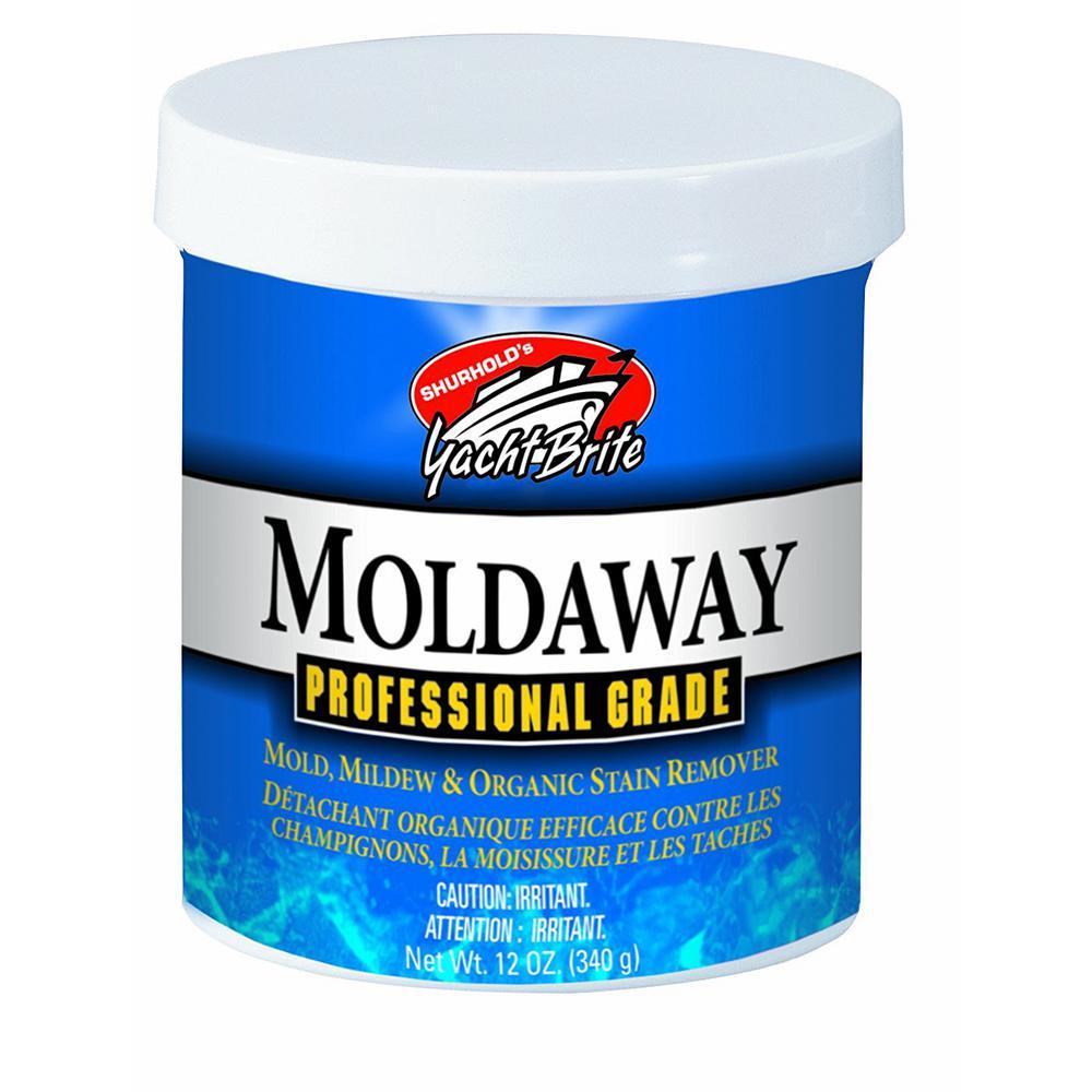 Shurhold 12 oz. Moldaway JarYBP0801 The Home Depot in