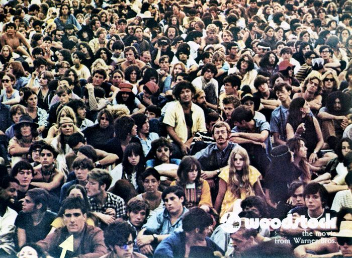 Woodstock With Images Woodstock 1969 Woodstock Festival