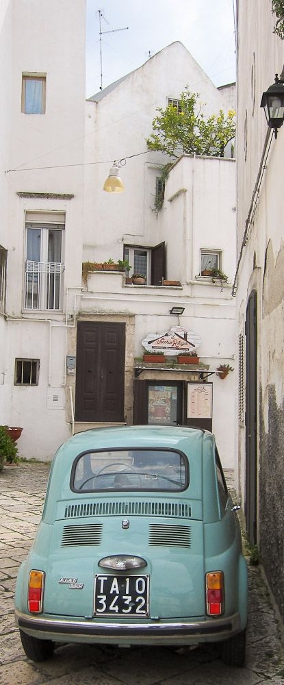 Lost in Martina Franca  | Puglia sights | ItalianNotes.com