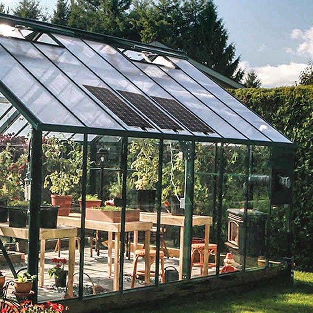 Pannello Solare Per Serre Da Giardino Pannelli Solari Pannello