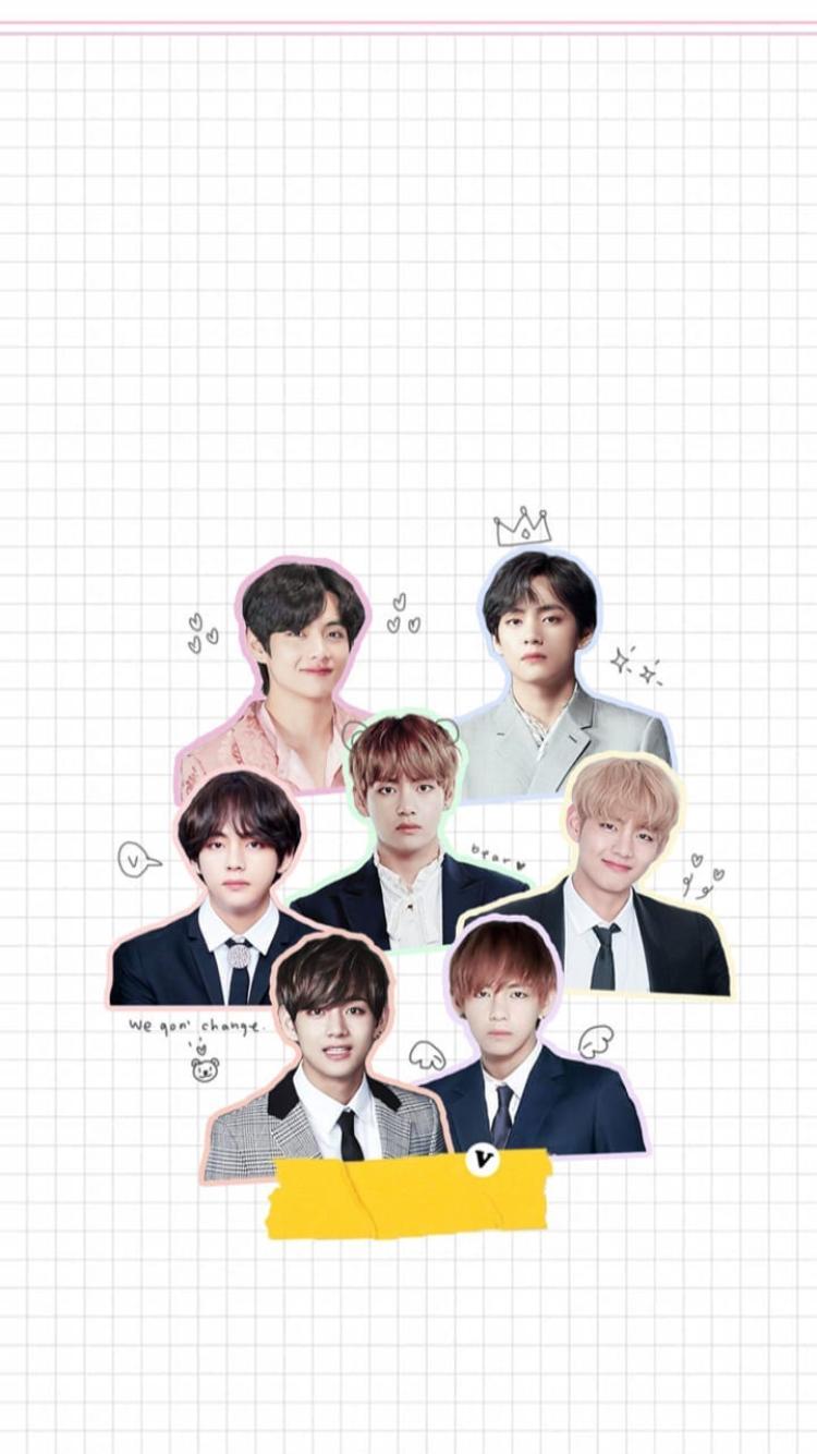 Pin by ꨄ𝒯𝒶ℯ𝒽𝒴𝓊𝓃ℊꨄ on BTS Wallpaper in 2020 Bts wallpaper
