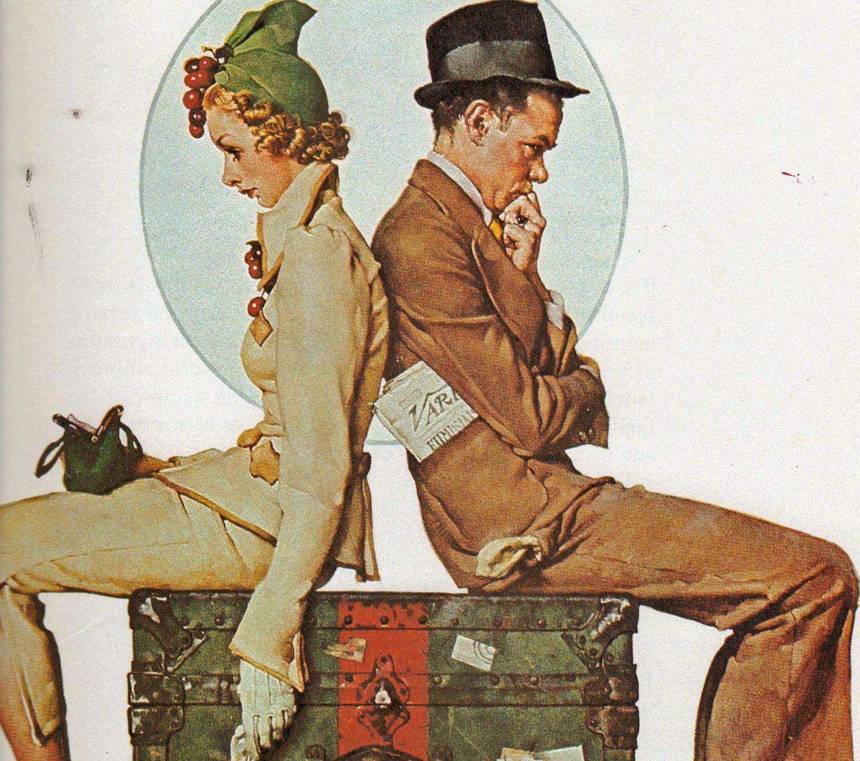 Norman Rockwell Norman Rockwell Pinterest