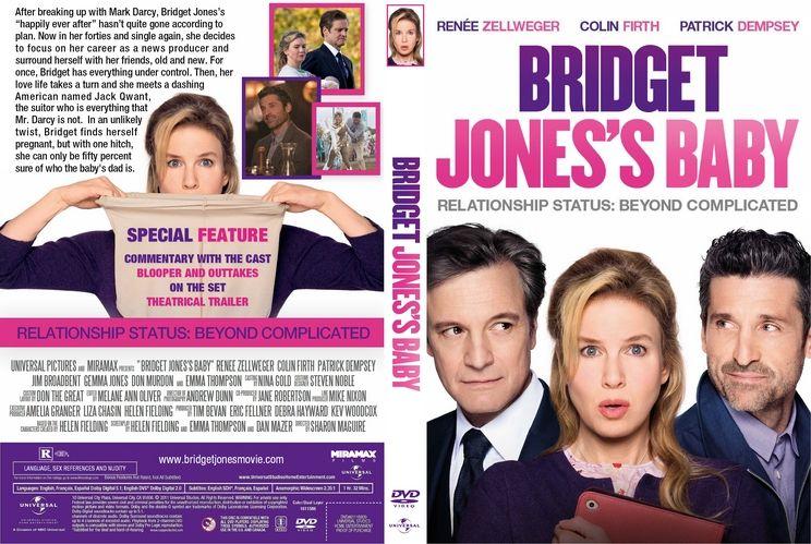 Custom Dvd Covers Bridget Jones S Baby 2016 Bridget Jones Baby Dvd Covers Bridget Jones