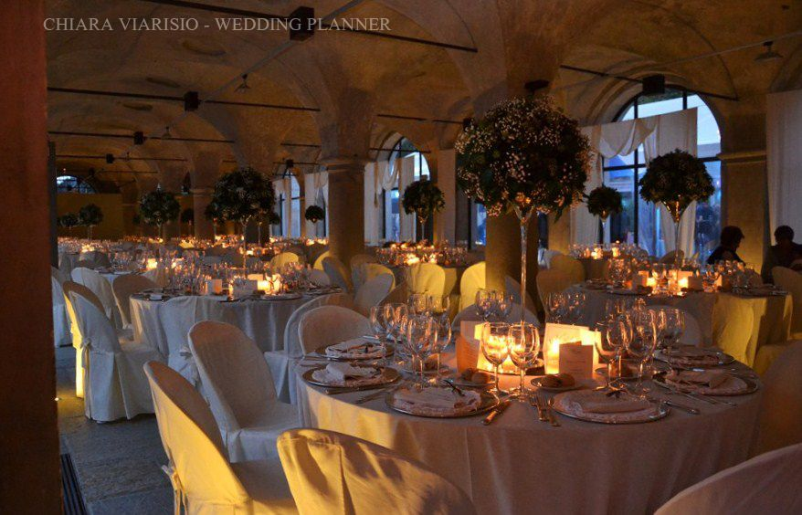 Wedding Table Setting  Wedding in Italy  www.weddingplanneritaly.co.uk