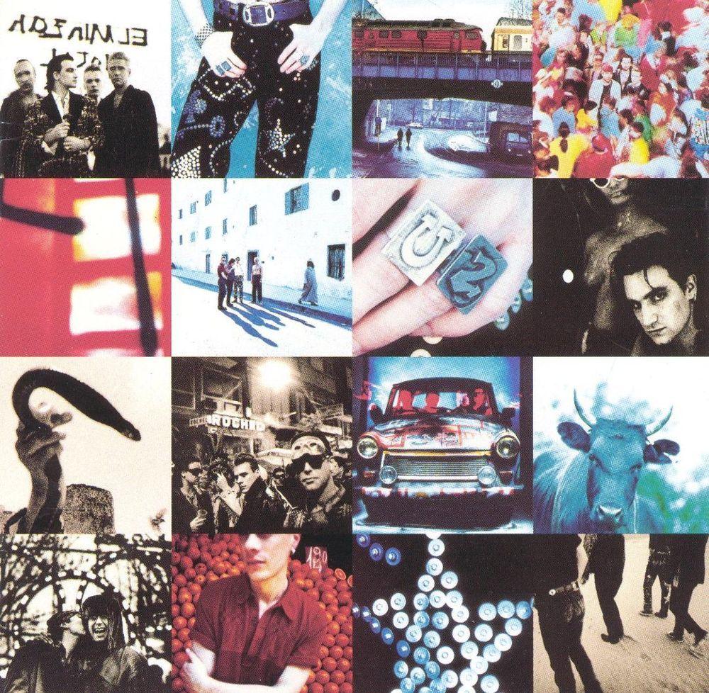 Achtung Baby [LP] - VINYL