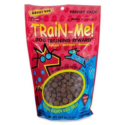 Dog Training Treats Bacon Flavor 16 Oz Packs Teaching Reward Bulk