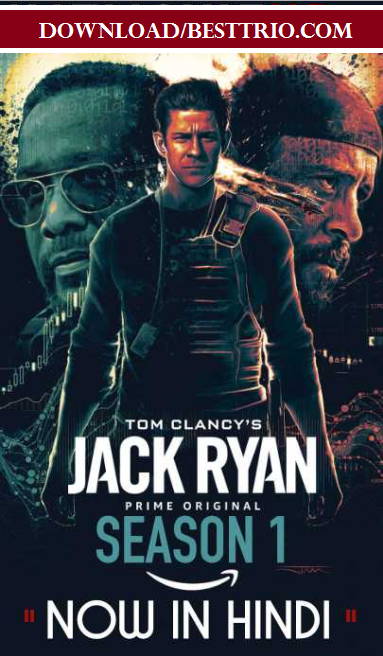Jack Ryan Season 1 Hindi Dubbed Complete Dual Audio 720p 480p