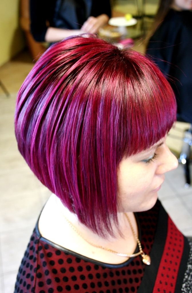 Elumen pk@all mixed with elumen vv@all. Hair by Kristine