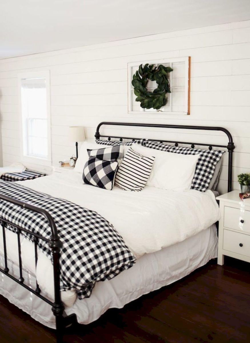 05 Best Modern Farmhouse Bedroom Decor Ideas Modern
