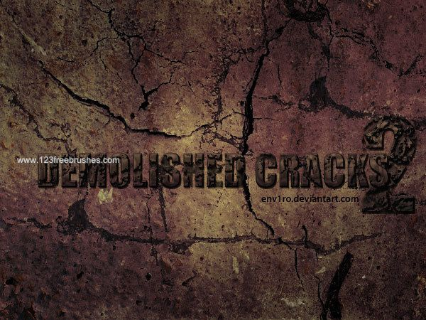 Crack - Download  Photoshop brush http://www.123freebrushes.com/crack-11/ , Published in #GrungeSplatter. More Free Grunge & Splatter Brushes, http://www.123freebrushes.com/free-brushes/grunge-splatter/ | #123freebrushes