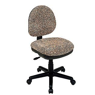 Superior Leopard Print Office Chair   Workinu0027 In Style!