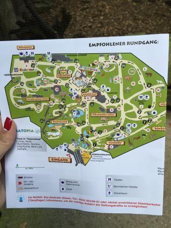 Foto de Zoo Osnabrck Osnabrck trip Pinterest Lower Saxony