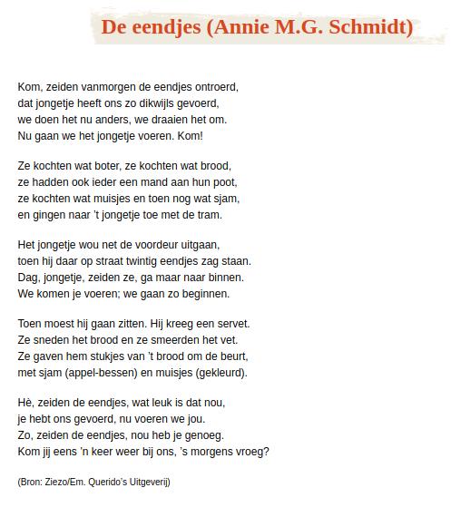 Hedendaags Pin van jcs op AEROwerk | Gedichten, Schmidt, Grappige gedichten SW-71