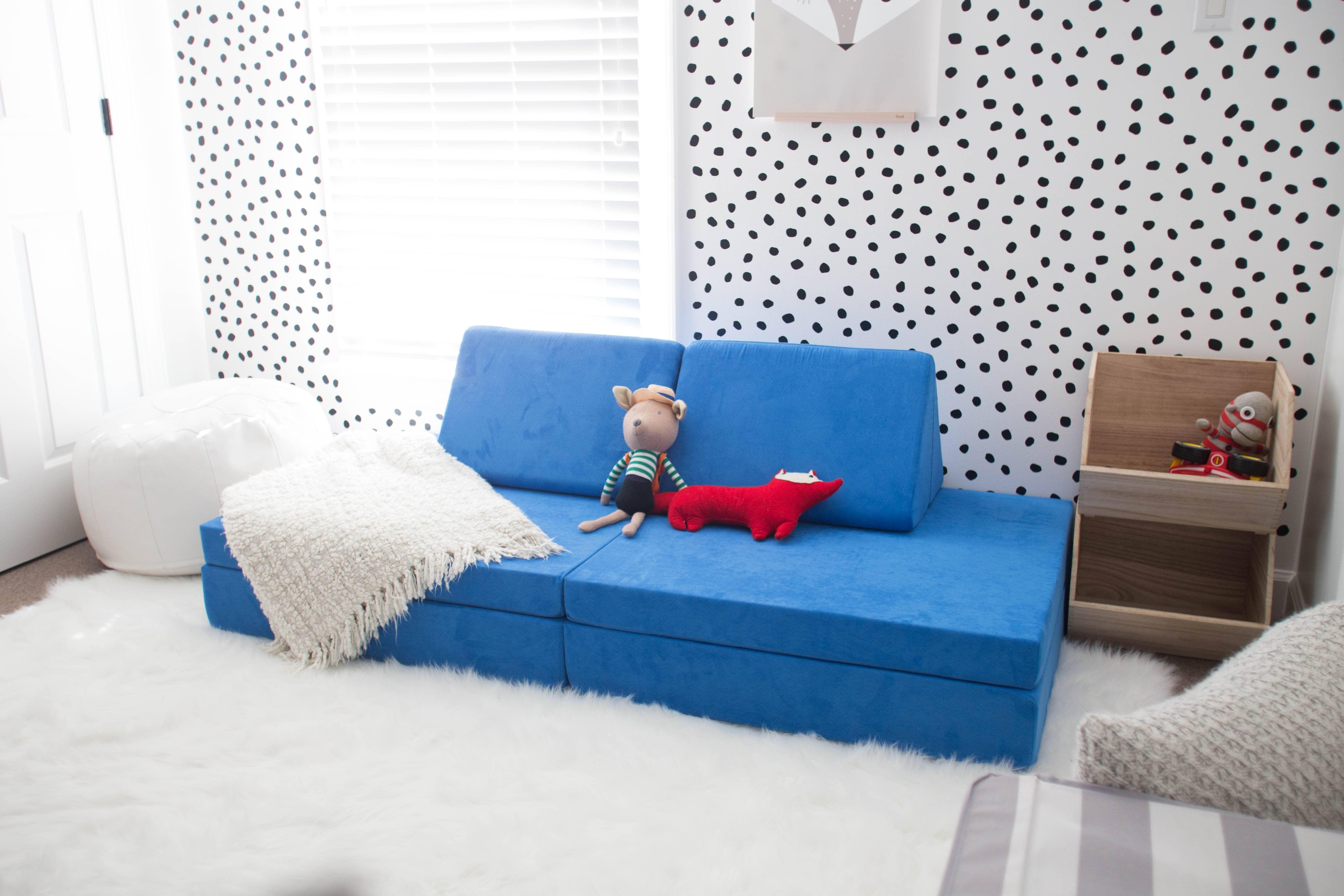 The Nugget - Koala / A calm, cool gray | Playroom ...