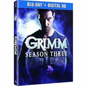 Grimm: Season Three (Blu-ray + Digital HD) (Widescreen)