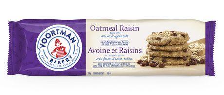 Voortman Bakery Oatmeal Raisin Cookies Oatmeal Raisin Cookies Raisin Cookies Raisin