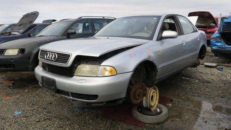 Junkyard Gem: 1998 Audi A4 1.8T