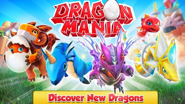 Dragon Mania Hack | snackygame in 2019 | Offline games