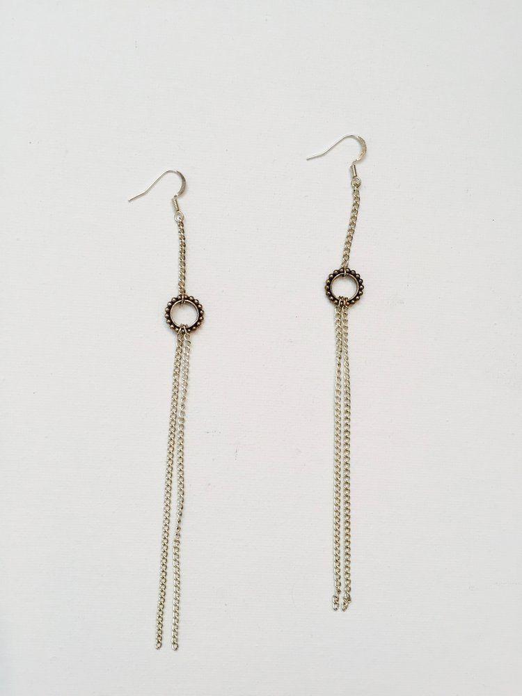 Thea Earrings  Sterling Silver 
