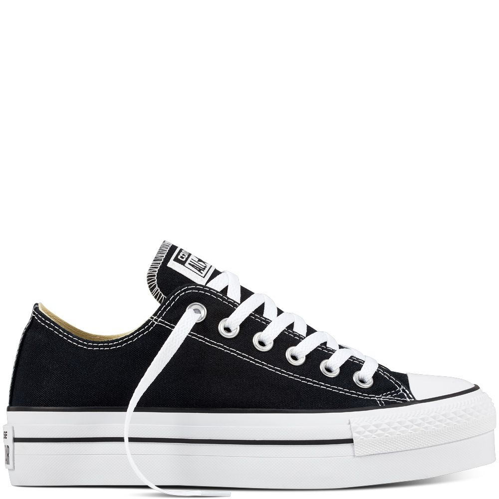 ac07a8ff611be6 Chuck Taylor All Star Platform Black black