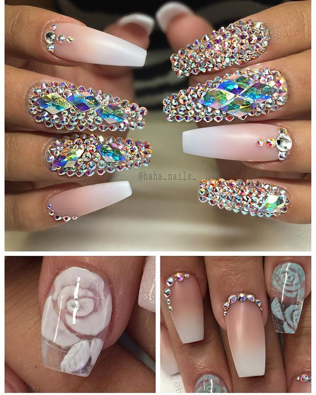 One On One Nail Classes I Have A Couple Spots Left In November 225 For 3 Hours Or 300 For 5 Hours Dm Me To Bling Nails Clear Acrylic Nails Fancy Nails