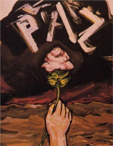 Peace David Alfaro Siqueiros Art Experience Nyc Www