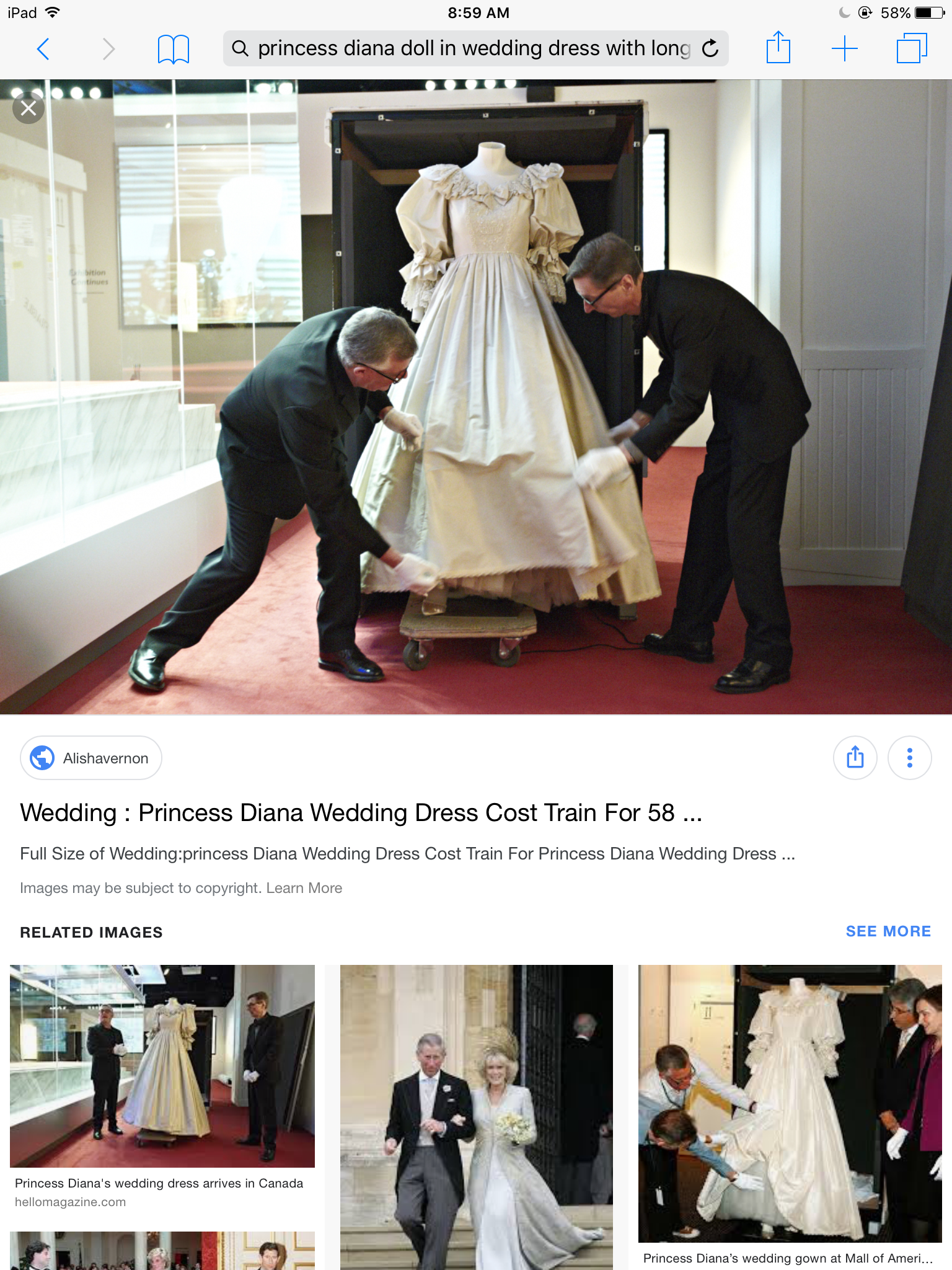 Idea by BabyBoy on Obsessed Princess diana wedding dress
