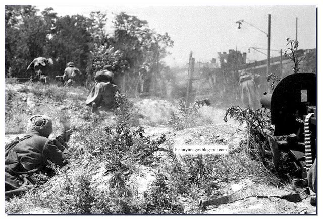 la liberación del Ejército Rojo de Odessa de abril de 1944.