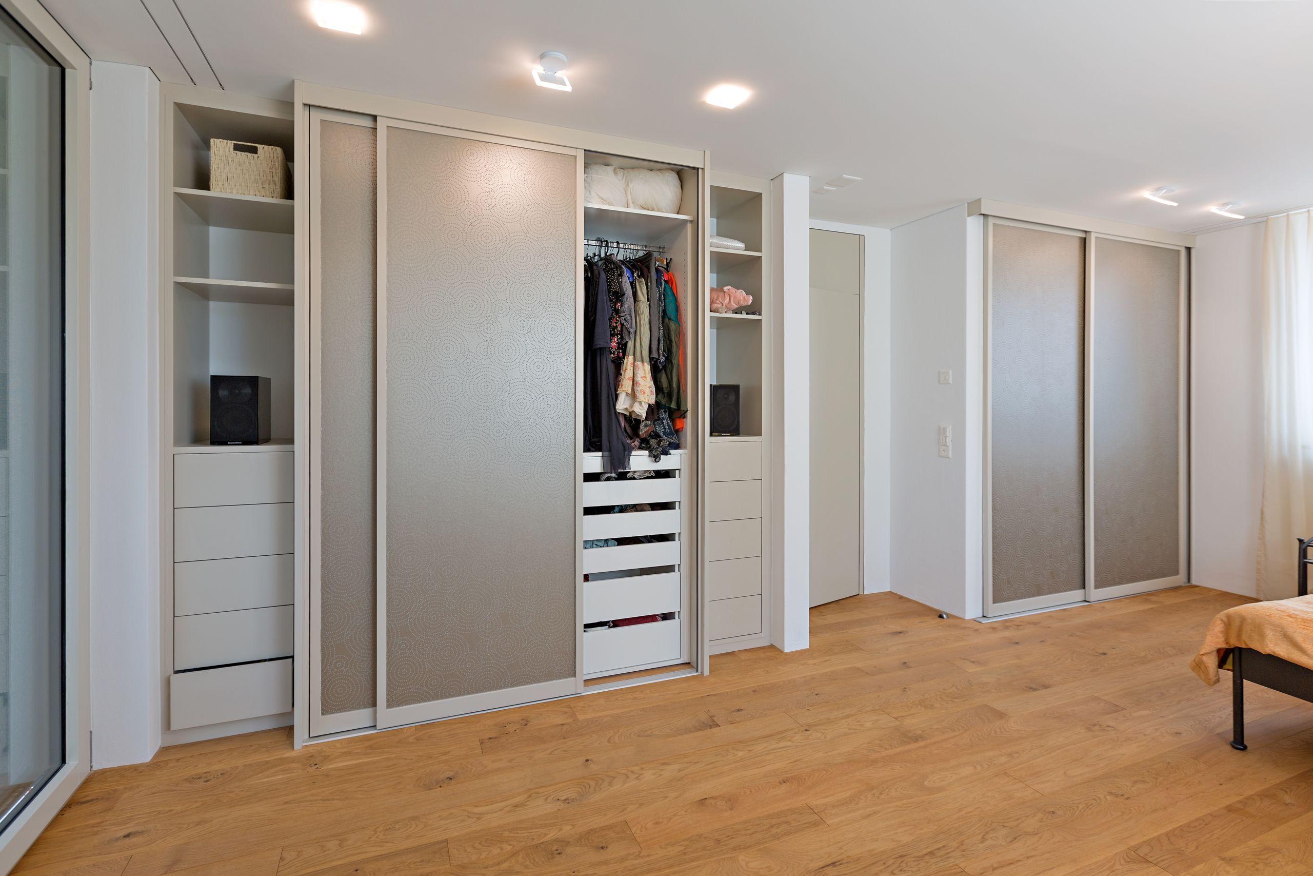 einbauschrank schlafzimmer schiebetür   Home decor, Home, Decor