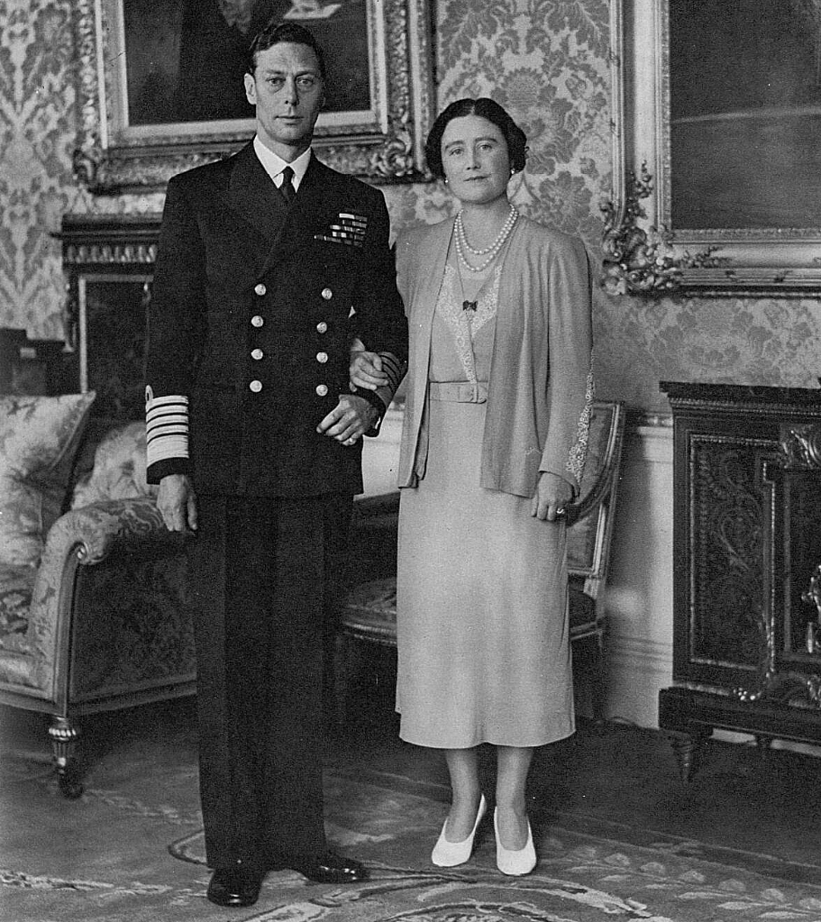 Royals & Aristocrats in 2020 | King george, Queen elizabeth, George vi