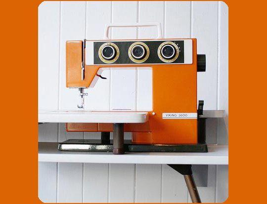Husqvarna Viking 40 Sewing Machine Sewing Machines Pinterest Enchanting Viking Mechanical Sewing Machine