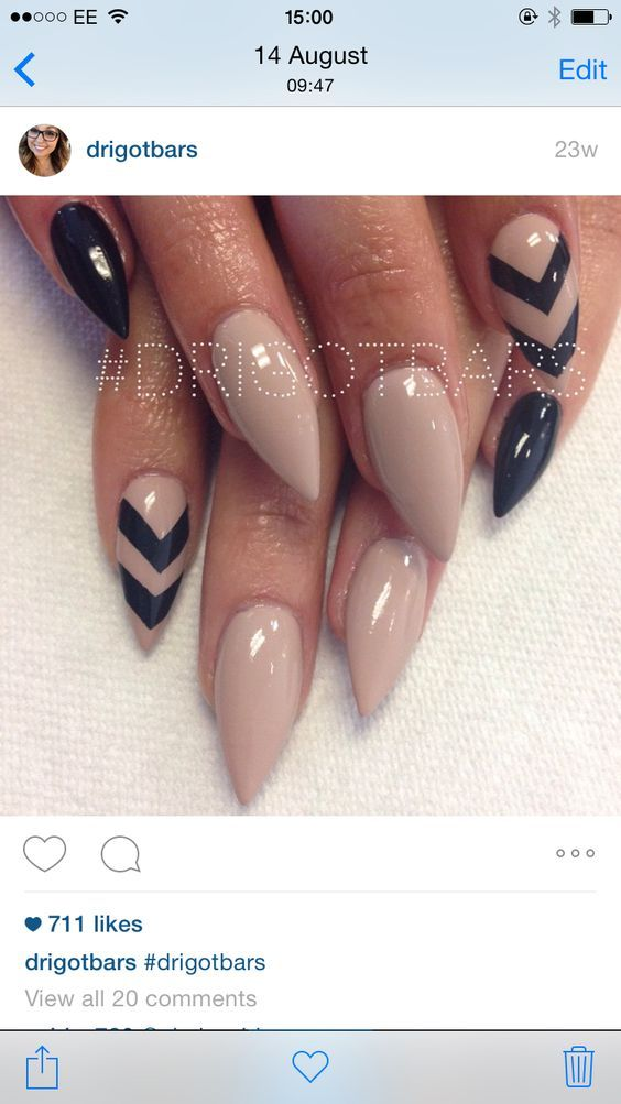 Pin by Ms. Thompson on Natural Nails | Pinterest | Nail nail ...
