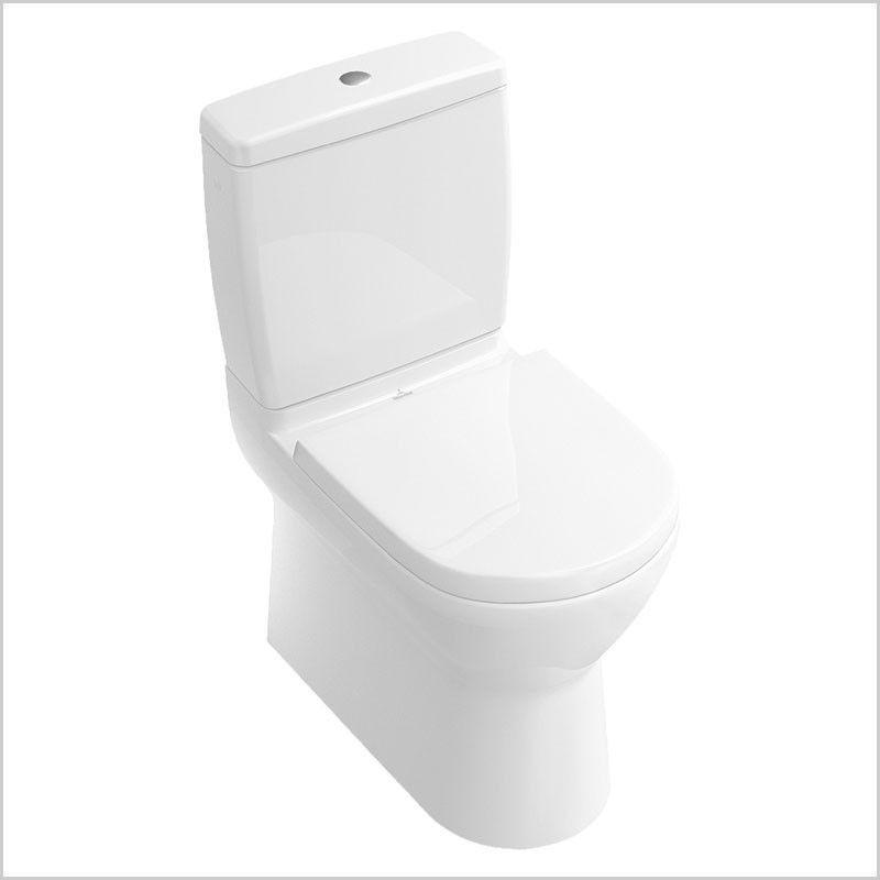 Villeroy Boch O Novo Back To Wall Toilet Back To Wall Toilets Toilet Villeroy Boch
