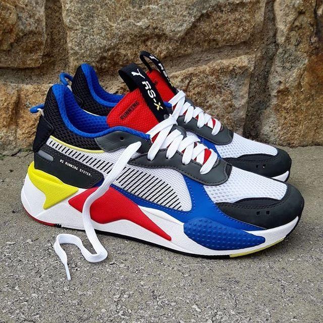 Paseo probable Necesito  Puma RS-X Toys Multicolor Size Man - Precio: 11990 (Spain & Portugal Envíos  Gratis a Pa… | Zapatillas nike para hombre, Zapatillas adidas hombre, Zapatos  nike mujer