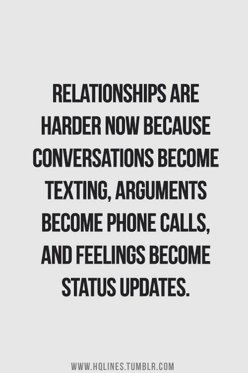 Social Media And Relationship Statuses  >> Feeling Become Status Updates Love Quote Relationship Quotes