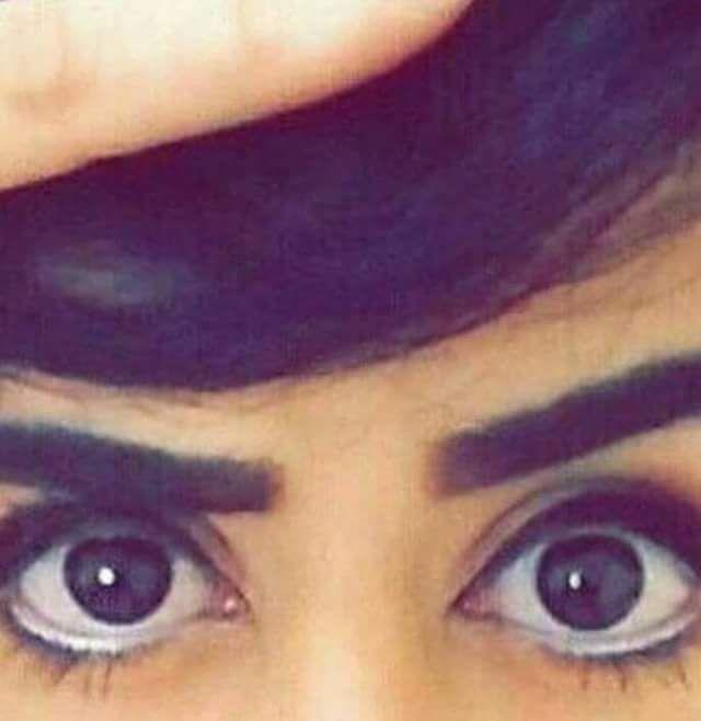 Angel Saru Pretty Eyes Cool Eyes Arabian Eyes