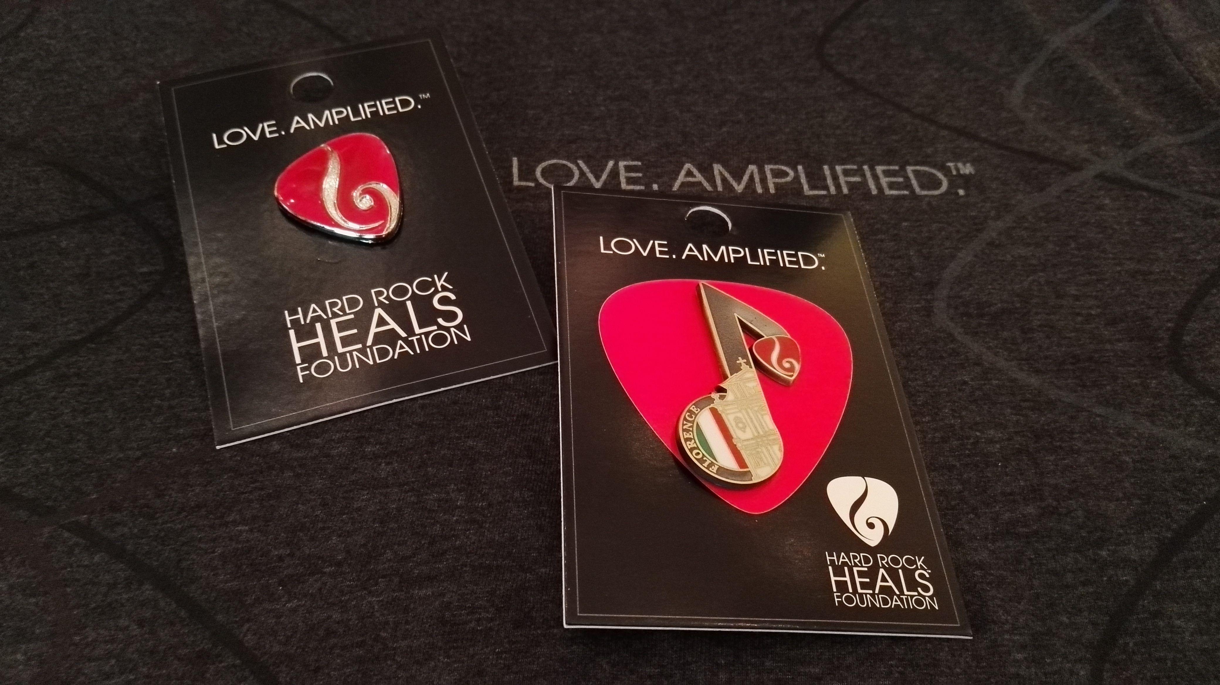 #HardRockHealsFoundation #LoveAmplified