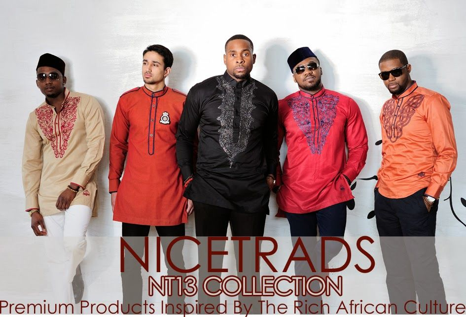 Nice African traditional wear for men