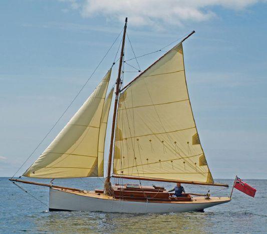 1898 Vintage Gaff Cutter Sail Boat For Sale   www yachtworld com. 1898 Vintage Gaff Cutter Sail Boat For Sale   www yachtworld com