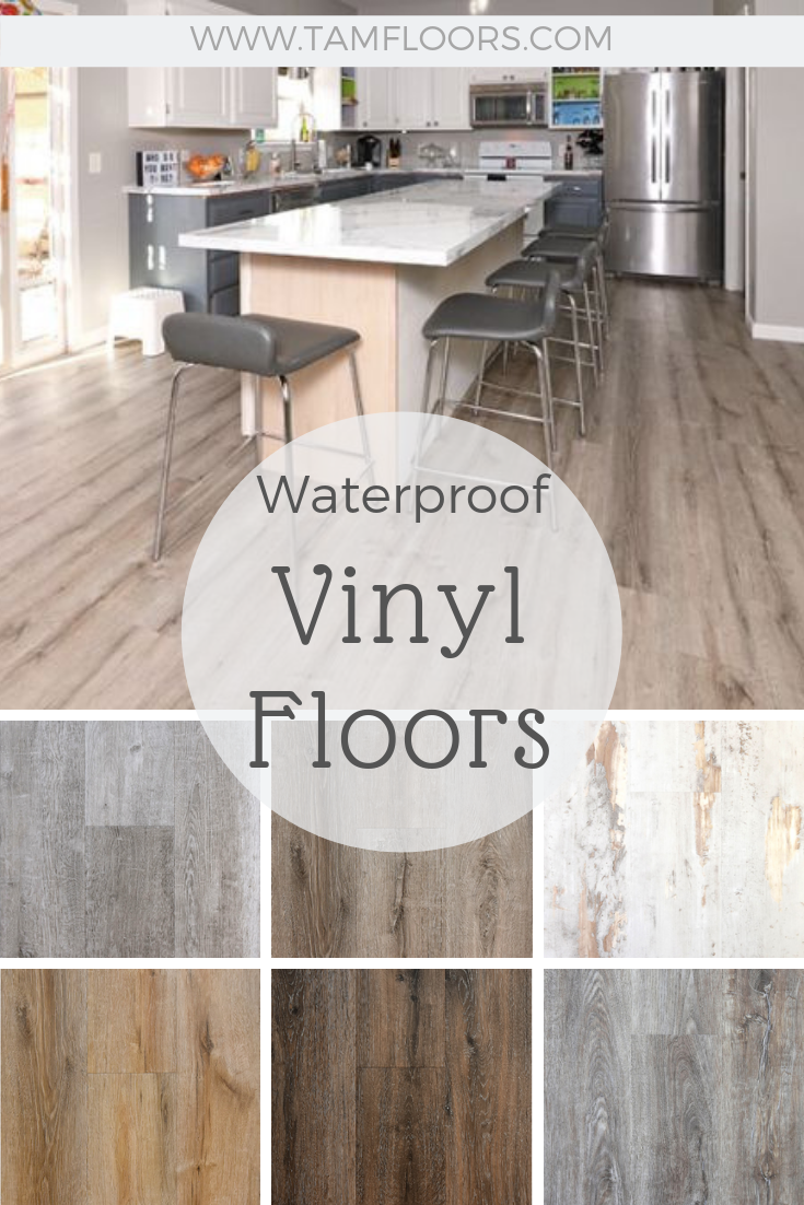 Maxcore Waterproof Lvp Uptown Chic Collection Tamalpais Hardwood Floors Vinyl Flooring Flooring Inexpensive Flooring
