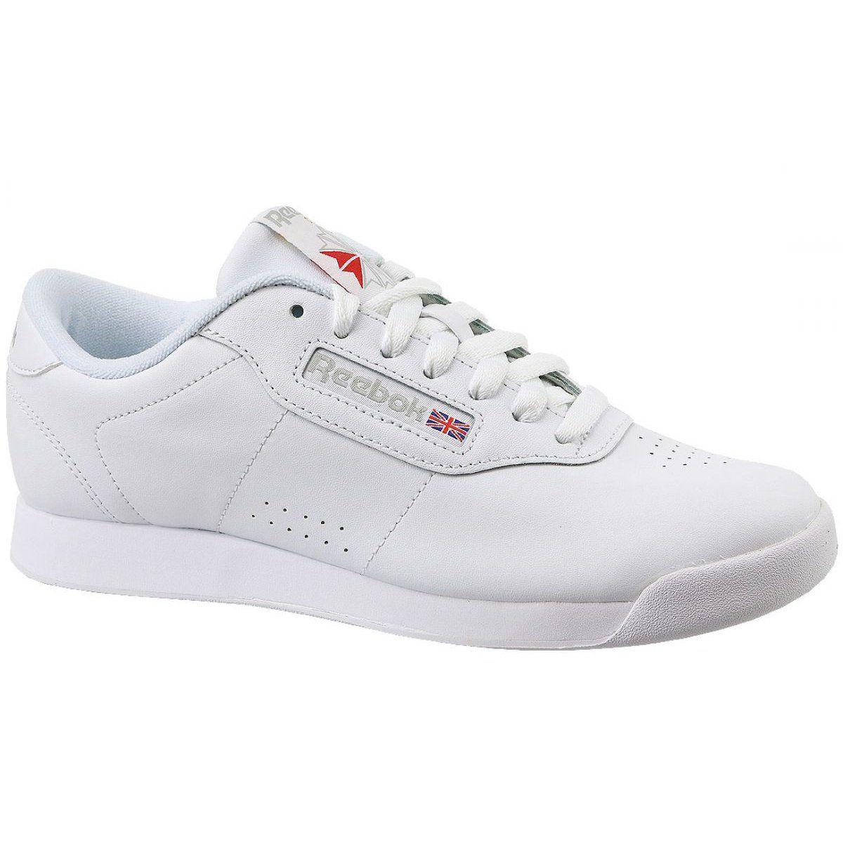 Buty Reebok Princess W Cn2212 Biale Reebok Princess Sport Shoes Women Reebok