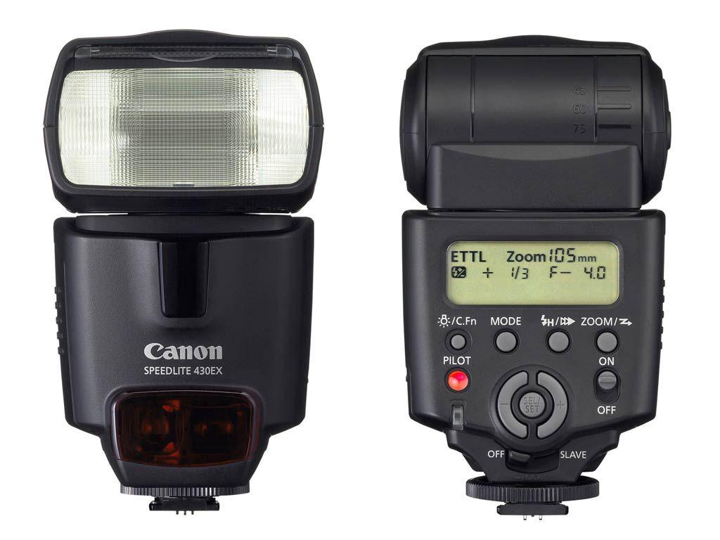 Flash Canon Speedlite 430 EX