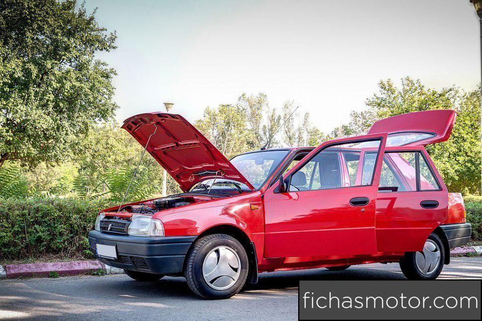 Dacia Nova 1 4 Supernova 75 Cv En 2020 Maleteros