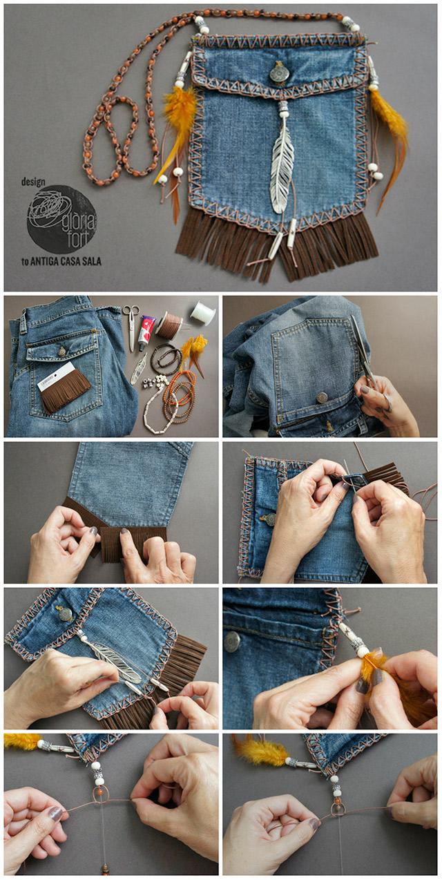 Сшить сумку из джинс своими руками мастер класс разные модели фото 770