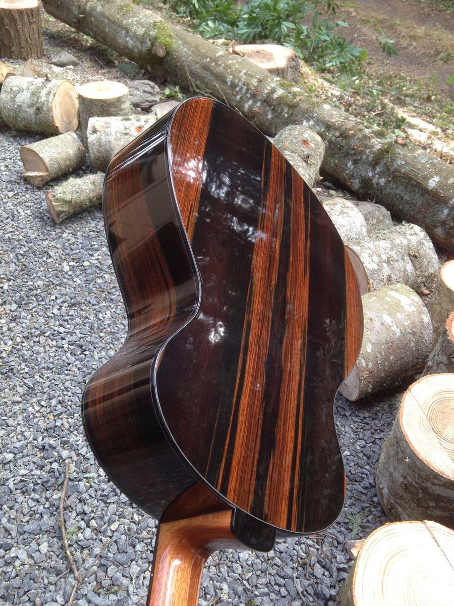 "Raymond Kraut OM (Brazilian/Spruce) ""rebuild"" - Page 2 - The Acoustic Guitar Forum"