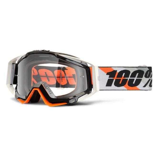 5af32373e5 Masque motocross 100% Racercraft Prium grey orange. http   www.fxmotors