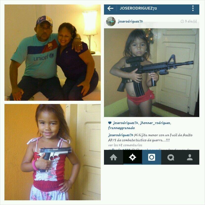 pic.twitter.com/inE1pTKUzm Vean la Franela que carga este Criminal. Da lástima ver, cómo distorsionan la mente de esa niña....