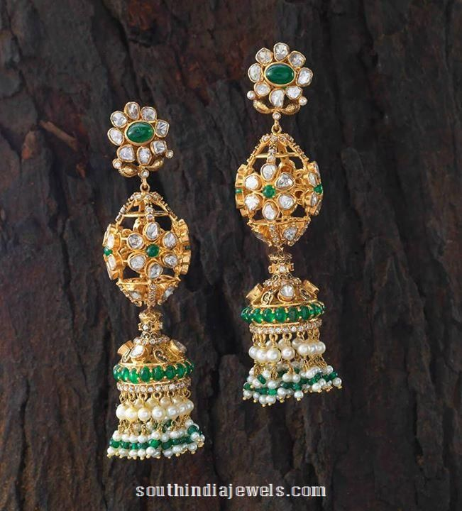 October 2015 Page 2 Of 26 South India Jewels Gold Jewelry Fashion Indian Jewelry Jewelry Design