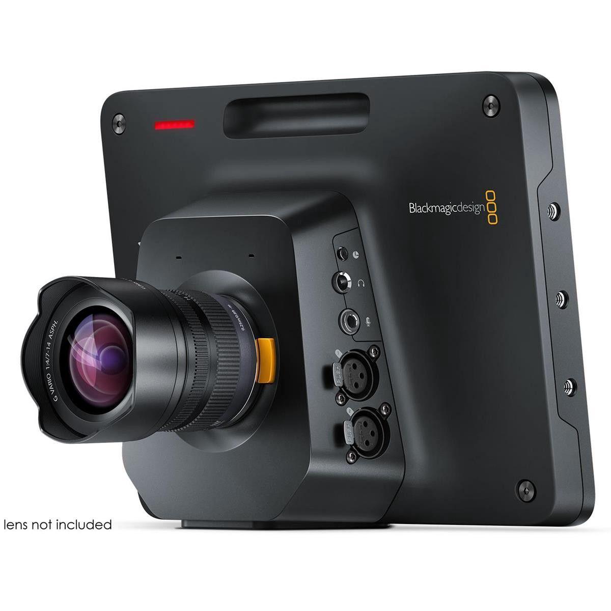 Blackmagic Design Studio Camera 4k 2 In 2020 Blackmagic Design Design Studio Dome Camera