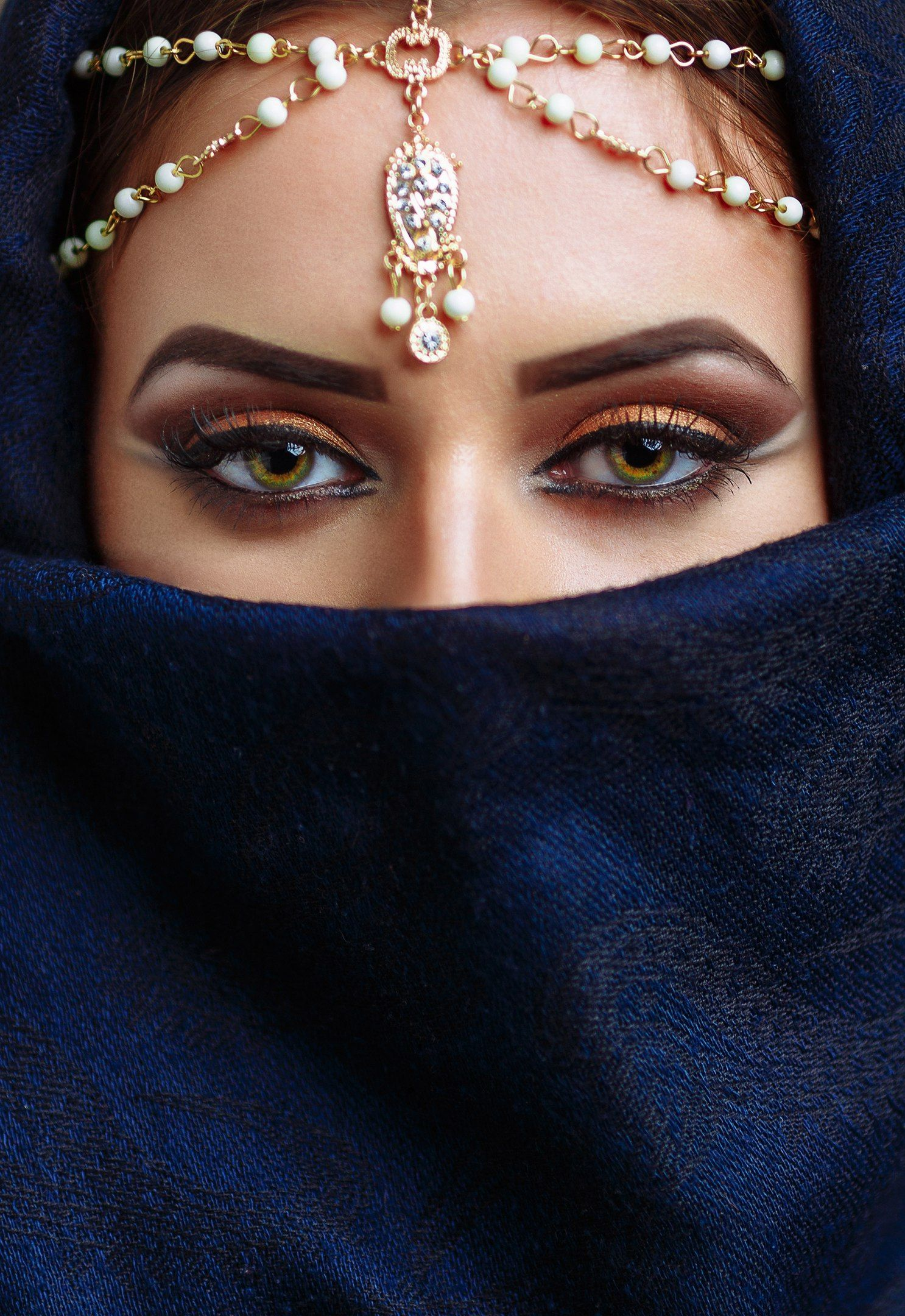 Pin By Rumit On Girls East - Девушки Востока  Niqab Eyes -7830